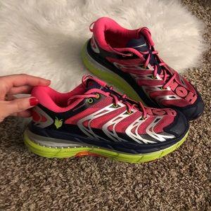 Hoka One Speedgoat trail running shoes 7.5 euc